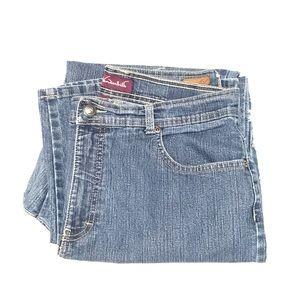 GV High Waist Stretchy Jeans, size 14
